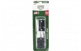 Weaver Mounts 48489 BSE Pair SAV 110 8-40 Black