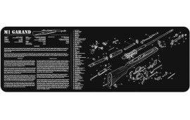 Tekmat TEKR36M1GARANDBK M1 Garand GUN Clean MAT