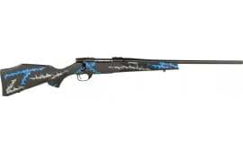 Weatherby VYB243NR0O Vanguard Blue Compact 243WIN