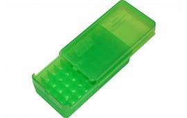 MTM P50SS4515 45 Pistol Slide Stop 50rd BOX Green