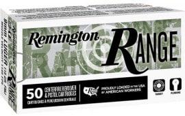 Remington 28564 T9MM2 RNG 9mm LUG 124 FMJ - 50rd Box