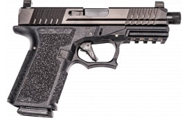 P80 PFC9-TFNS-BLK Compact 15rd Black/BLK NS