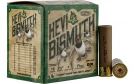 HEVI-Shot 14501 Bismuth WF 12 3.5 1 11/2 - 25sh Box