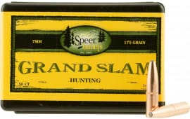 Speer 1643 Rifle Hunting 7mm .284 175 GR Grand Slam Soft Point 50 Box