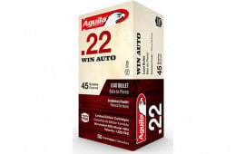 Aguila 22 WIN Auto 45 GR 50/5000 - 50rd Box