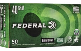 Federal BC40CTI 40 125 RHT Frang - 50rd Box