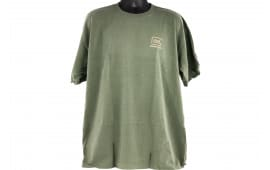 Glock AA75151 Perfection Logo SS Shirt Brown LG