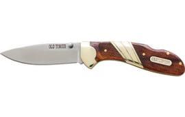Old Timer 31OTCP Lockback Folding Knife