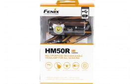 Fenix HM50RXBK HM50R Rechargeable Headlamp