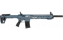 Panzer AR12PSBLUE AR Twelve Blue Metal Tactical Shotgun