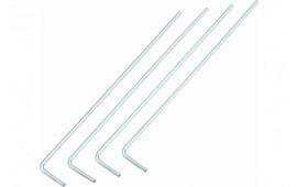 Lansky Sharpeners LROD4 Guide Rods - 4 Pack