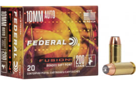 Federal PRM Fusion 10MM 200 GR SP 20/200 - 20rd Box