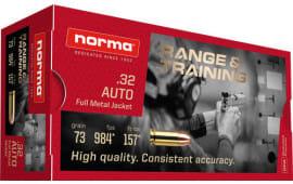 Norma 620040050 32 73 FMJ - 50rd Box