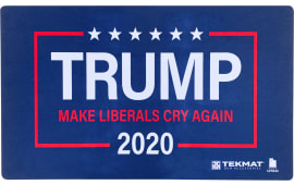 Tekmat 42TRUMPLIBERALS Trump Make LIB CRY Door MAT