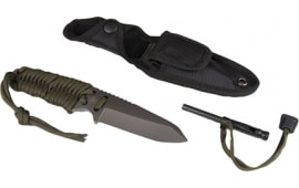 5ive Star Gear 5653000 T1 Survival Paracord Knife