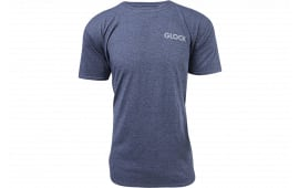 Glock AA75159 Pistol Flag Shirt Navy 2X