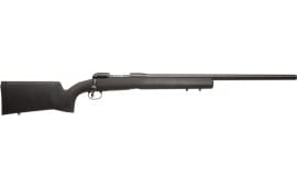 "Savage 22088 110 FCP 5+1 26"" Matte Black Fixed HS Precision w/V-Block Stock Matte Black Right Hand"