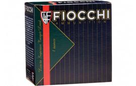 "Fiocchi 12FPCRS8 paper Hull Shotshells 12GA 2.75"" 1oz #8 Shot - 25sh Box"
