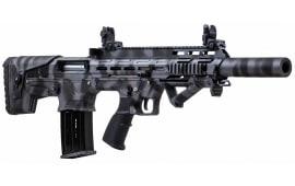 Panzer BP12BSG-CRS BP-12 Bullpup Grey CRS Tactical Shotgun