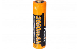 Fenix ARBL182600 Rechar 18650 Liion Batry PORT2600