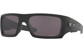 Oakley OO92531861 BAL DET Cord Mtte Black w/PRZM Gray