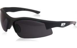 Smith & Wesson 110169 Super Cobra Frame Shooting Glasses Black