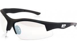 Smith & Wesson 110171 Super Cobra Frame Shooting Glasses Black