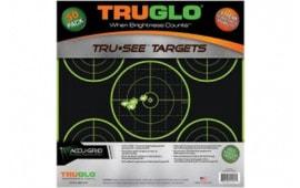 TruGlo TG11A50 Splatter Target 5-Bullseye