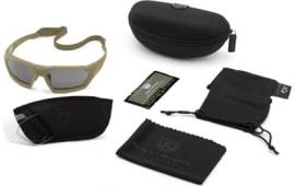 Revision Military 4-0750-0104 Shadowstrike Ballistic Sunglasses U.S. Miltary Kit