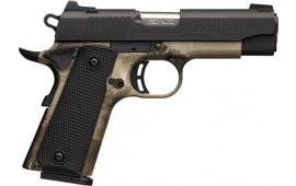 Browning 051-939492 1911 380 Blacklbl PRO SPD 3.58 Black