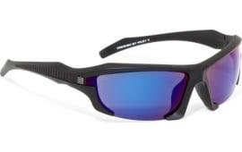 5.11 Tactical 52061-916-1 SZ Burner Half-Frame Mirrored Sunglasses