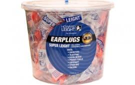 Howard Leight R-33133 Super Leight Pre-Shaped Single-Use Foam Earplugs