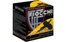 "Fiocchi 283GP6 GLD PH/TRK 11/16 3"" - 25sh Box"