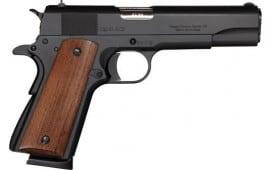 """Chiappa 440113 Daly 1911 Pistol 5"""" FS 8rd BLACK/WOOD Pistol"""