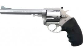 Charter Arms 73560 Target Bulldog 6 SS AS Full Grip 5rd Revolver