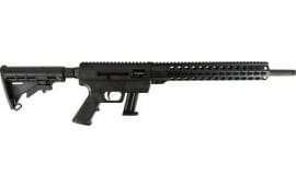 "Just Right Carbines JRC9MPG3TBBL Rifle Gen 3 17"" BBL. Keymod 17rd S&W M&P Mag Black"