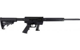 "Just Right Carbines JRC9MPTDG3TBBL Takedown Gen 3 17"" BBL. 17rd S&W M&P Mag Black"