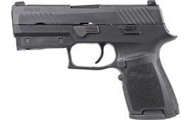 "Sig Sauer 320C-9-BSS-LIMA-G P320 3.9"" Night Sight 15-SH w/GREEN Laser"