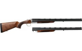 Charles Daly 930.125 Daly Triple Crown Combo 28GA/410 CT-5 Triple BBL Shotgun