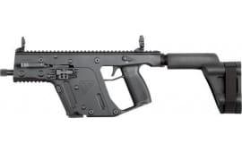 "Kriss KV90PSBCG20 Vector SDP Pistol G2 Brace 5.5"" TB 17rd Grey"