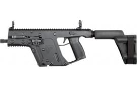 "Kriss KV10PSBCG20 Vector SDP Pistol Brace G2 5.5"" TB 15rd Grey"