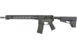 "Stag Arms STAG800001L 15L 3G Elite 18"" 30rd 16.5"" M-LOK Black Left Hand"