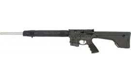 "Stag Arms STAG800003L 15L Varminter 6.8SPC 20"" Heavy Barrel 10rd Black Left Hand"