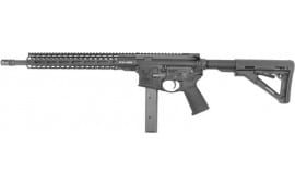"Stag Arms STAG800007 9 Tactical 16"" 32rd 13.5"" M-LOK Black"