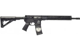 """Stag Arms STAG580026 15 TACT. 16"""" 30rd M-LOK Molon Labe Edition"""