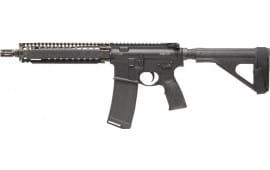 """Daniel Defense 02-088-06030 DEF Pistol MK18 w/BRACE 10.3"""" 32rd Black/FDE"""