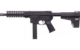 "CMMG 90A3B3E Pistol MK9 8.5"" BBL. 32rd Black Keymod w/BRACE"