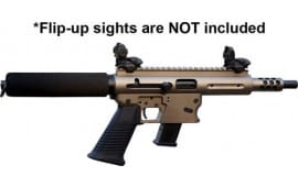 "TNW Firearms ASRPXPKG0010BKTNXXXX Aero Survival Pistol 8"" 10rd Dark Earth"