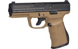 """FMK Firearms FMKG9C1G2EDECM 9C1G2-DAO 4"""" 10rd"""