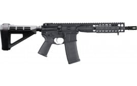 LWRC ICDIP5B10BR IC DI Pistol w/ Brace 5.56